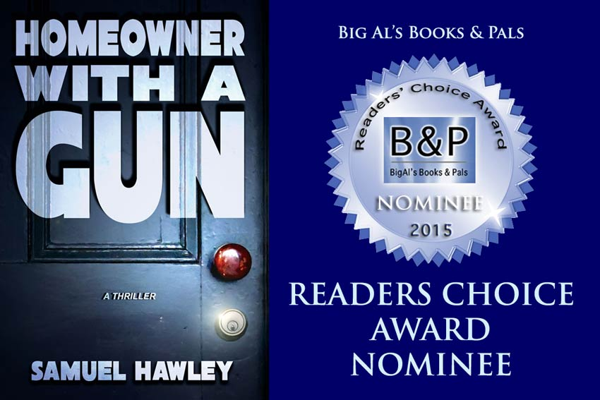 Samuel Hawley Readers Choice Awards