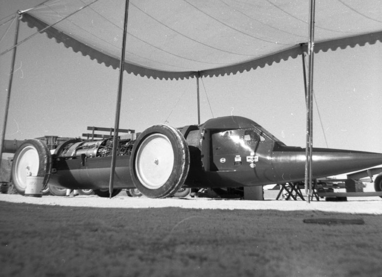 land speed record caduceus ostich