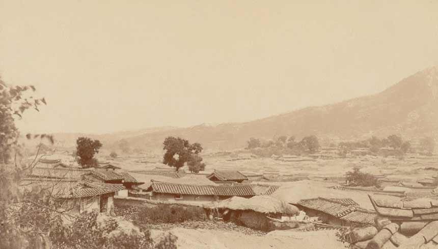 george foulk photo seoul 1884