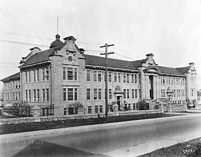 king edward high school vancouver