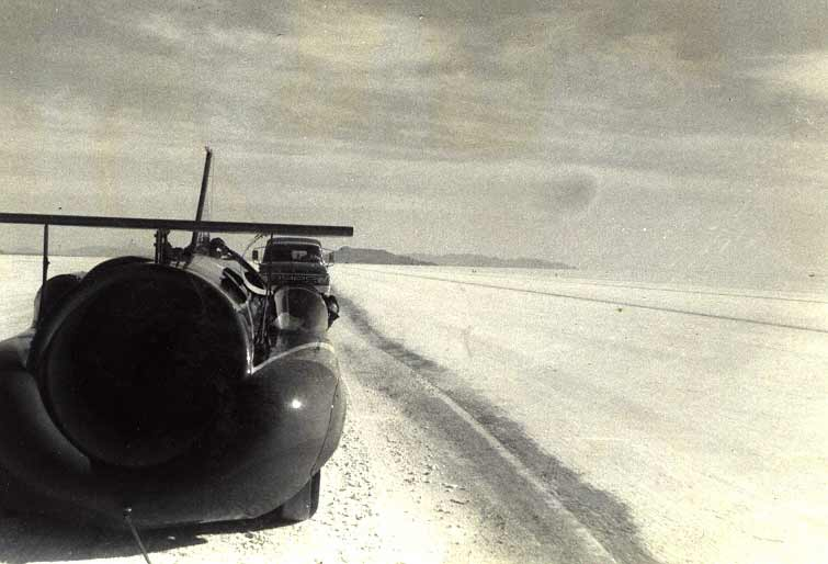 art arfons land speed record bonneville