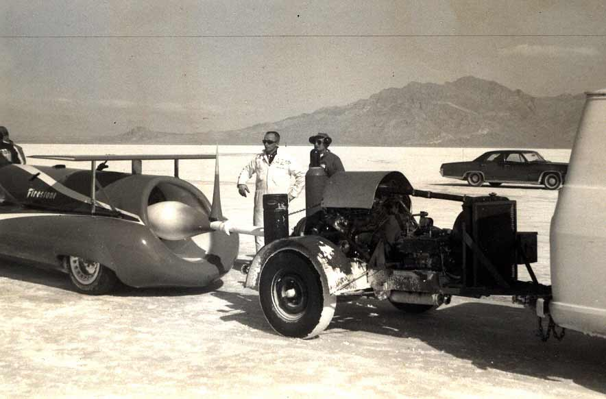 arfons land speed record bonneville utah