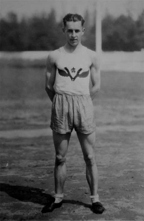 vancouver athletic club percy williams
