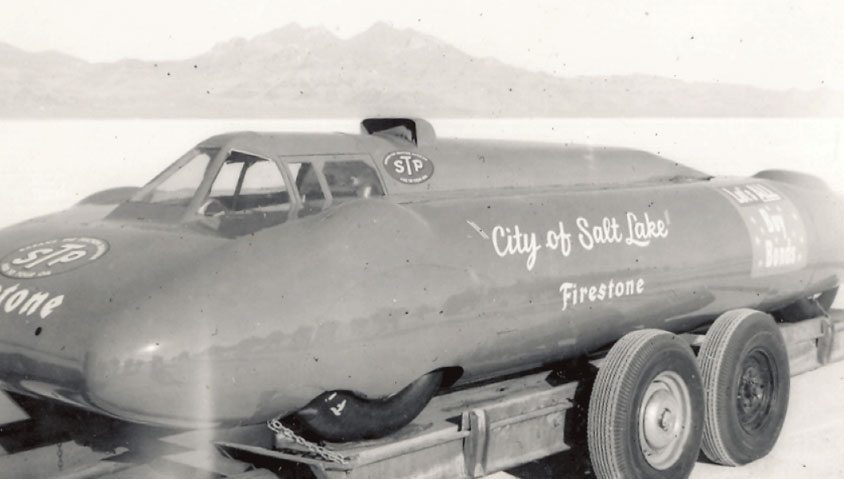 city of salt lake land speed record