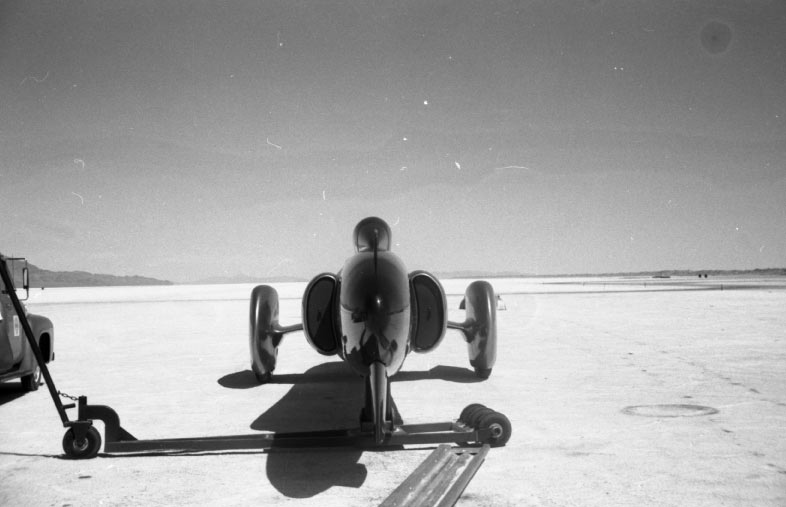 craig breedlove land speed record 1962