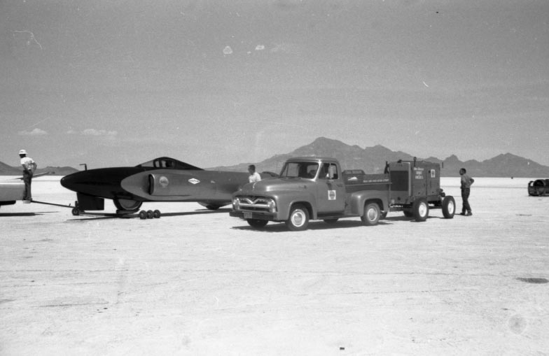 land speed record bonneville breedlove