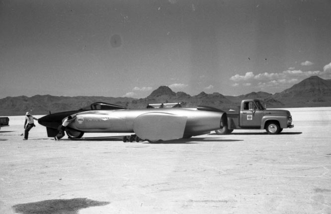 land speed record spirit of america