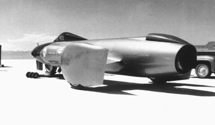 spirit of america land speed record