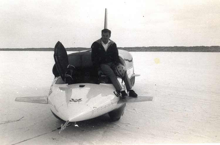 craig breedlove sonic 1 land speed record 1965